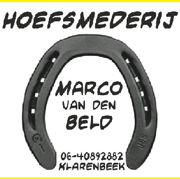 Hoefsmederij Marco vd Beld